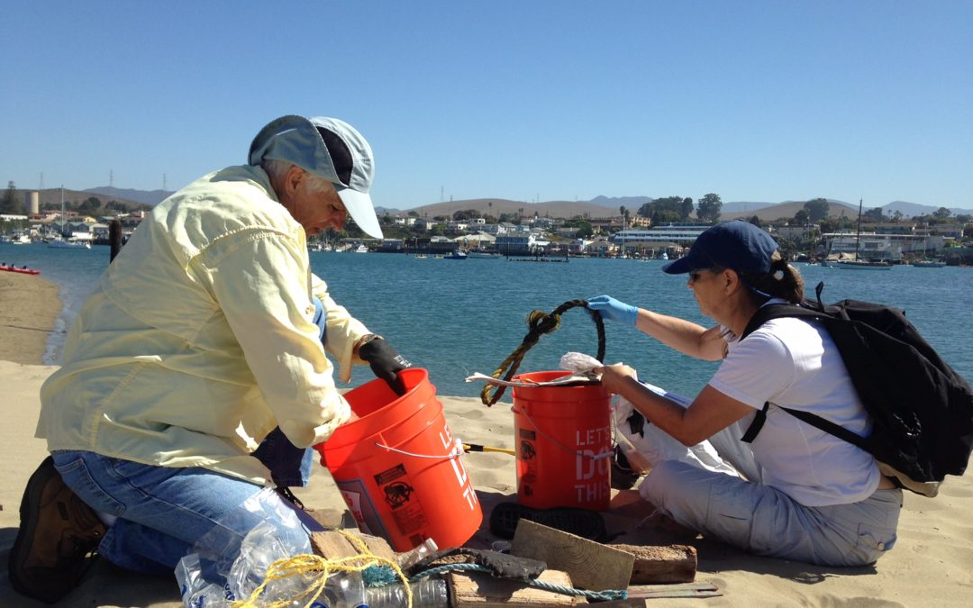 32nd Annual Coastal Cleanup Day Results for San Luis Obispo County