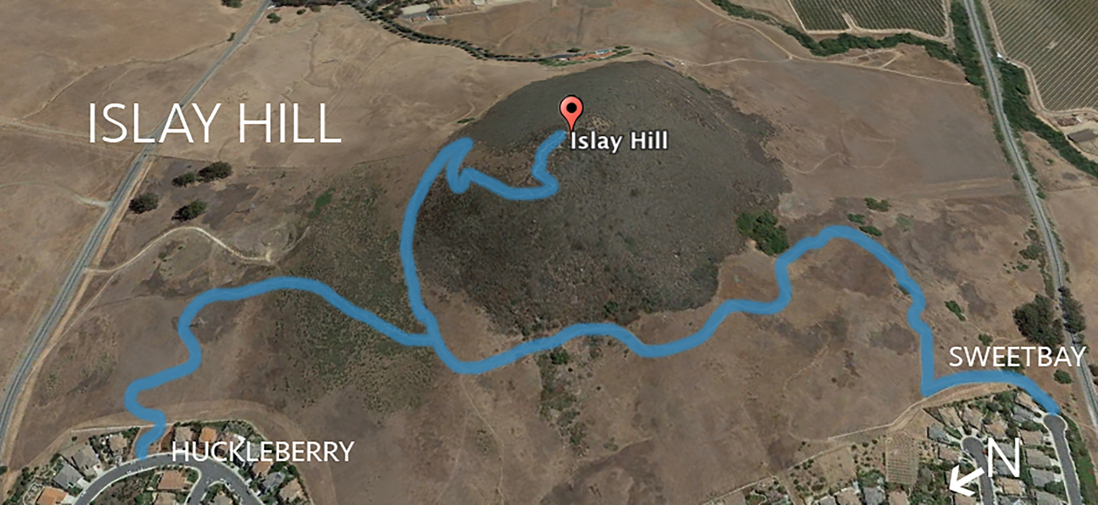 islay hill
