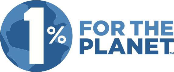 1% for the Planet Nonprofit Partner logo