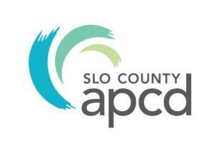 SLO County Air Pollution Control District logo