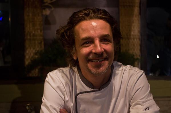 Chef Morgan Rainforth of 'La Plage' in Goa and 'Soleil by La Plage'