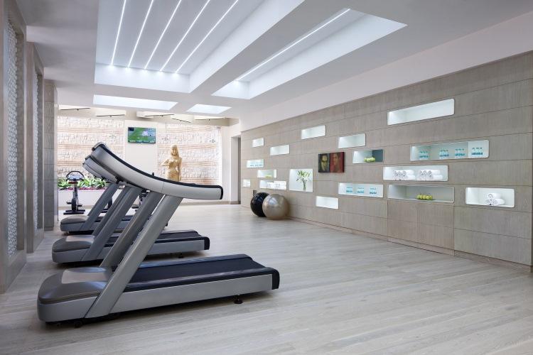 Fitness Centre at JW Marriott Mumbai