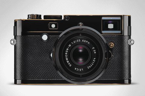 Leica M-P 'Correspondent' by Lenny Kravitz for Kravitz Design