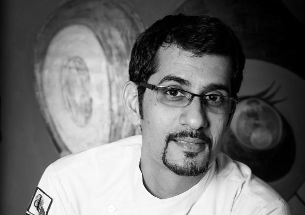 Vikram Khatri, Executive Chef of Guppy