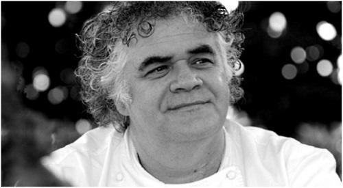 Chef Giovanni D'Amato at JW Marriott Mumbai