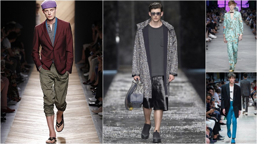 Spring Summer 2016 collections for men