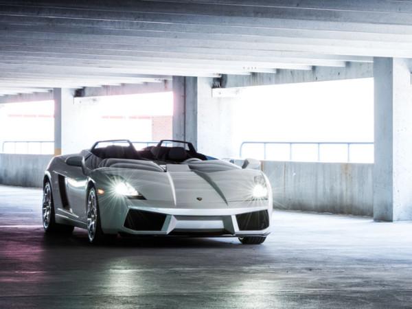 The unique 2006 Lamborghini Concept S will lead the Art Automobiles sale