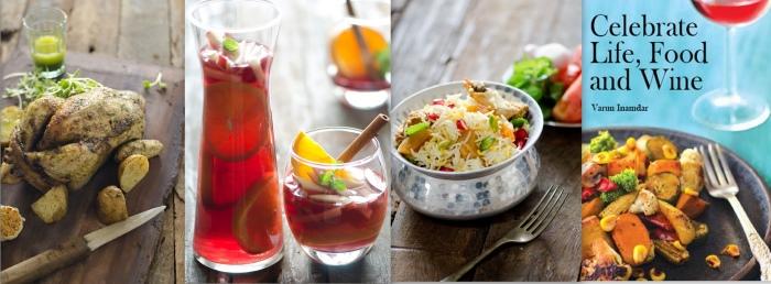 Celebrate Life, Food and Wine by Varun Inamdar