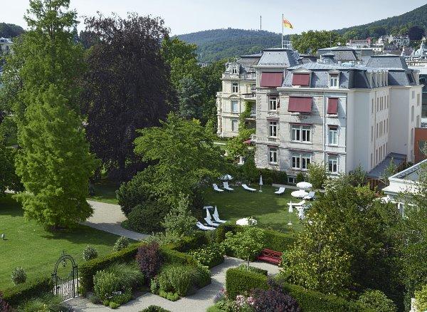 Enjoy digital detox at Villa Stéphanie