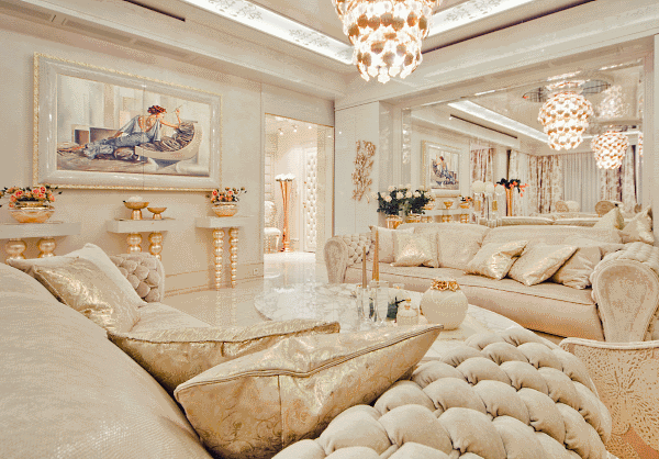Interiors by Lidia Bersani