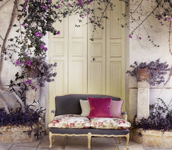Country Garden furnishing fabrics by Alhambra