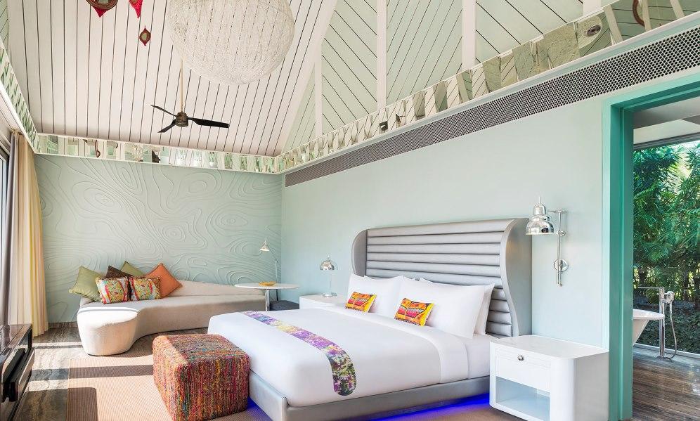 WOW Villa at W Goa