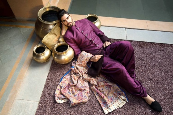 Menswear from Dhruv Vaish