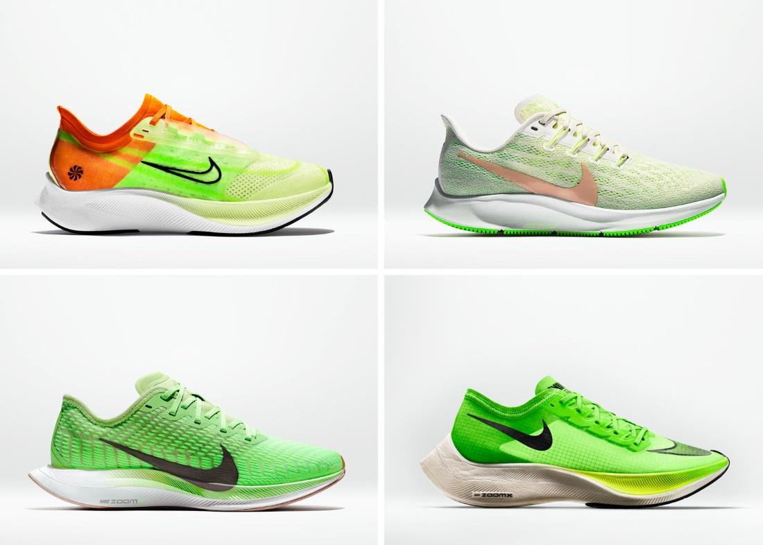 Women's Nike Zoom Fly 3, Women's Nike Air Zoom Pegasus 36, Women's Nike Zoom Pegasus Turbo 2, Nike ZoomX Vaporfly NEXT%