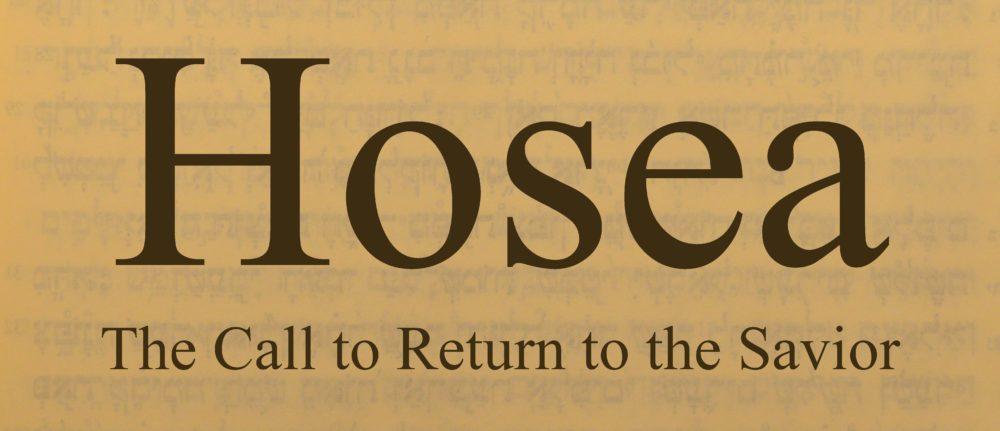 Hosea 10:9-15