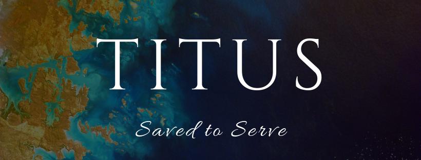 Titus 1:5-9