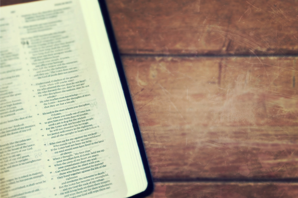 Thursday Morning Men's Bible Study