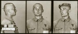Auschwitz prisoner 39551 Henry Zguda