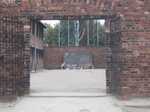 Block 11 in Auschwitz