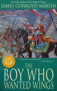 Cover image - The Boy Who Wanted Wings