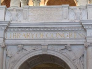 Library of Congress - home of nation's books