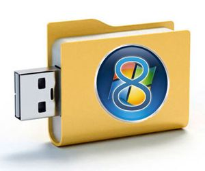 How to Install Windows 8 Using a USB Flash Drive