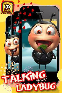 Talking Ladybug - I love you honey