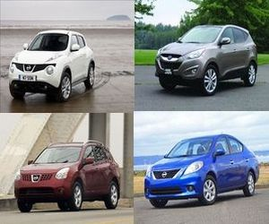 10 Cars Loved by Women