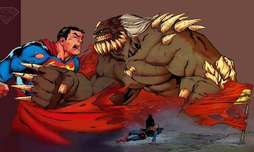 Doomsday from comics