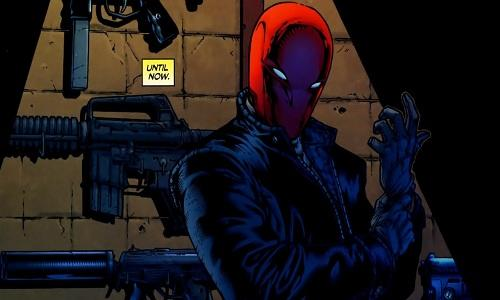 Jason Todd Comic Book Villain