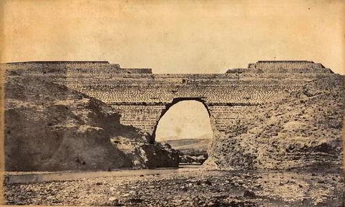 Pantano De Puentes Dam Failure
