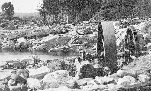 Mill River Dam