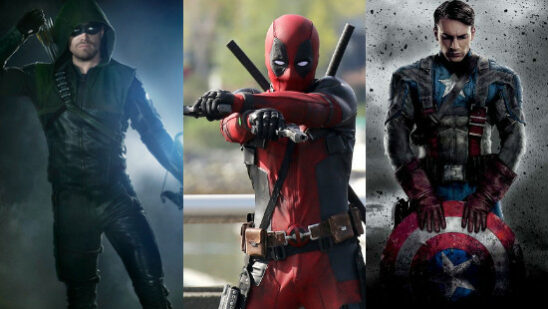 15 Actors Who Portrayed Two Superheroes