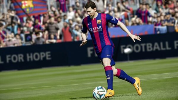 FIFA 16 2015 Best Video Game