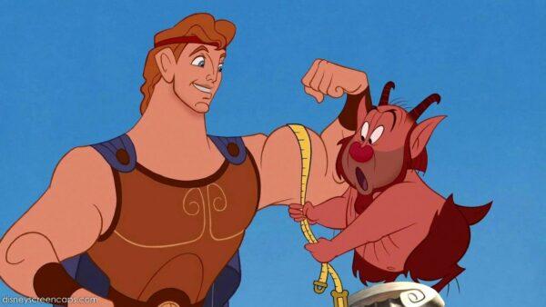 Hercules 1997 Movie