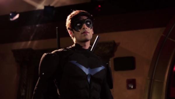 Nightwing The Series 2014