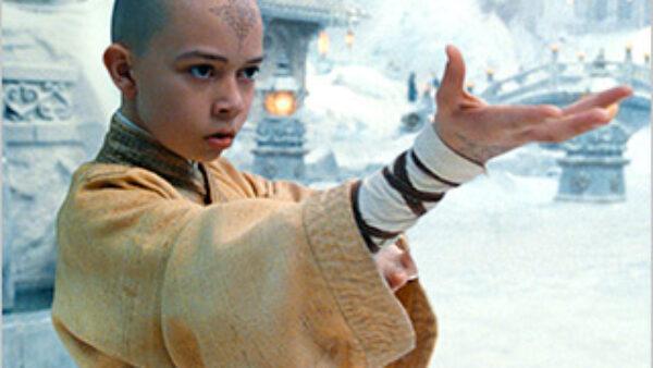 Noah Ringer as Avatar Aang
