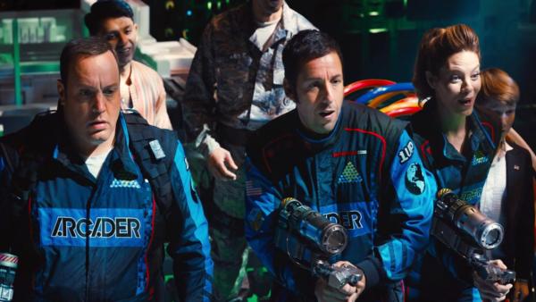 Pixels 2015 Movie