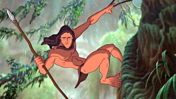 Tarzan Disney Movie