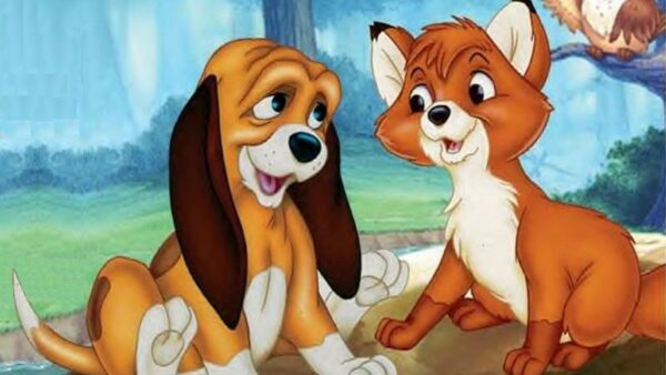 The Fox and the Hound Movie