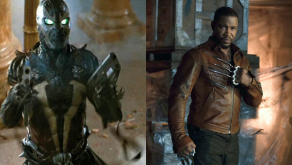 Michael Jai White as Spawn and Bronze Tiger