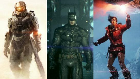 30 Best Games of 2015