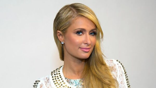 Actress Paris Hilton