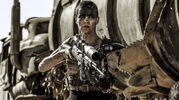 Charlize Theron Movies 2015 Mad Max Fury Road