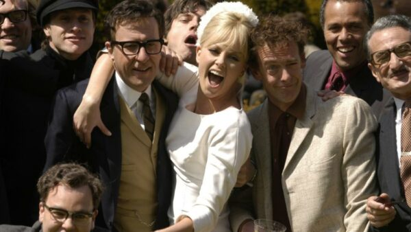 Charlize Theron in The Life and Death of Peter Sellers Movie