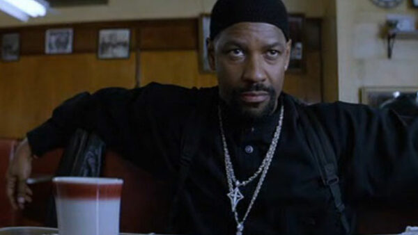 Denzel Washington as Alonzo Harris