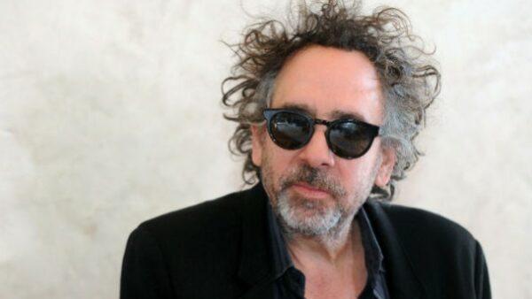 Jurassic Park Director Tim Burton