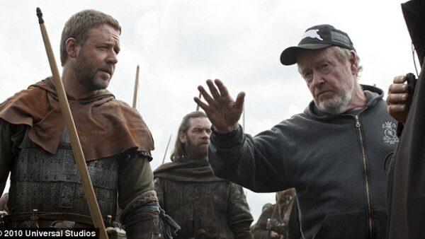 Russell Crowe & Ridley Scott