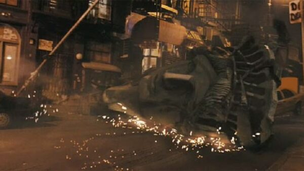 Cloverfield 2008 One of Top Sci Fi Movies
