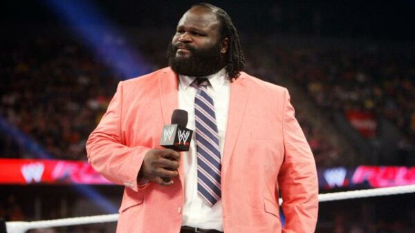 Mark Henry WWE Wrestler